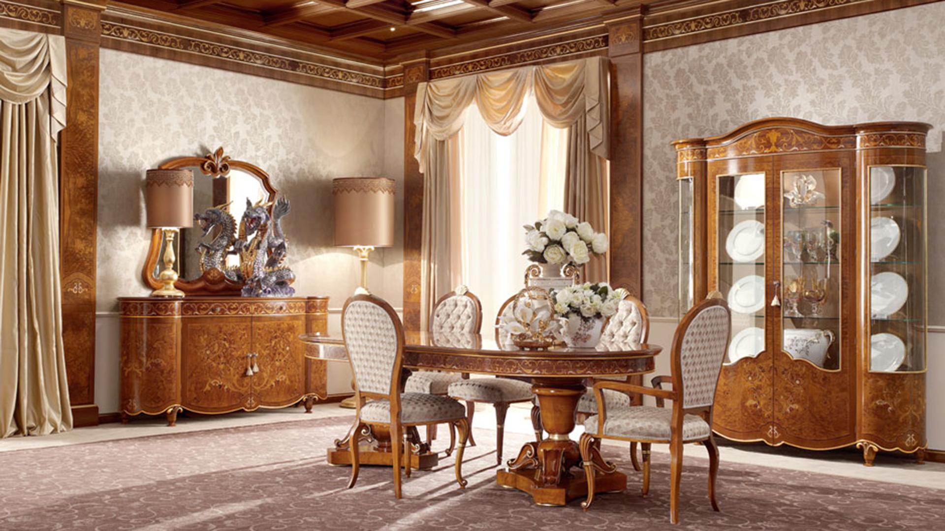 Arredamenti E Idee Per La Casa. Arredamenti E Forniture In Costiera  #421D12 1920 1080 Tavoli E Sedie Per Sala Da Pranzo