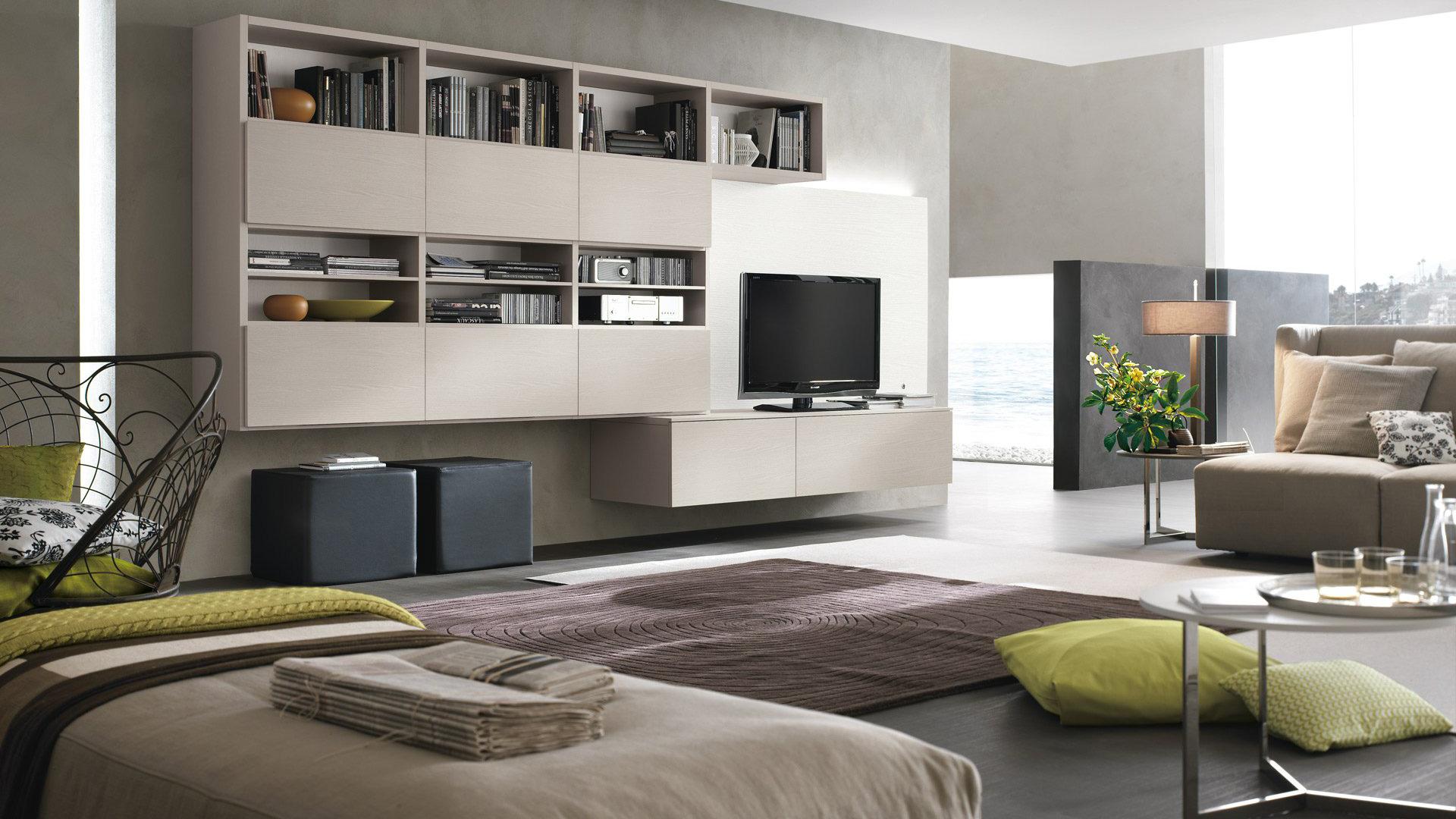 Arredamenti e idee per la casa arredamenti e forniture for Arredo soggiorno