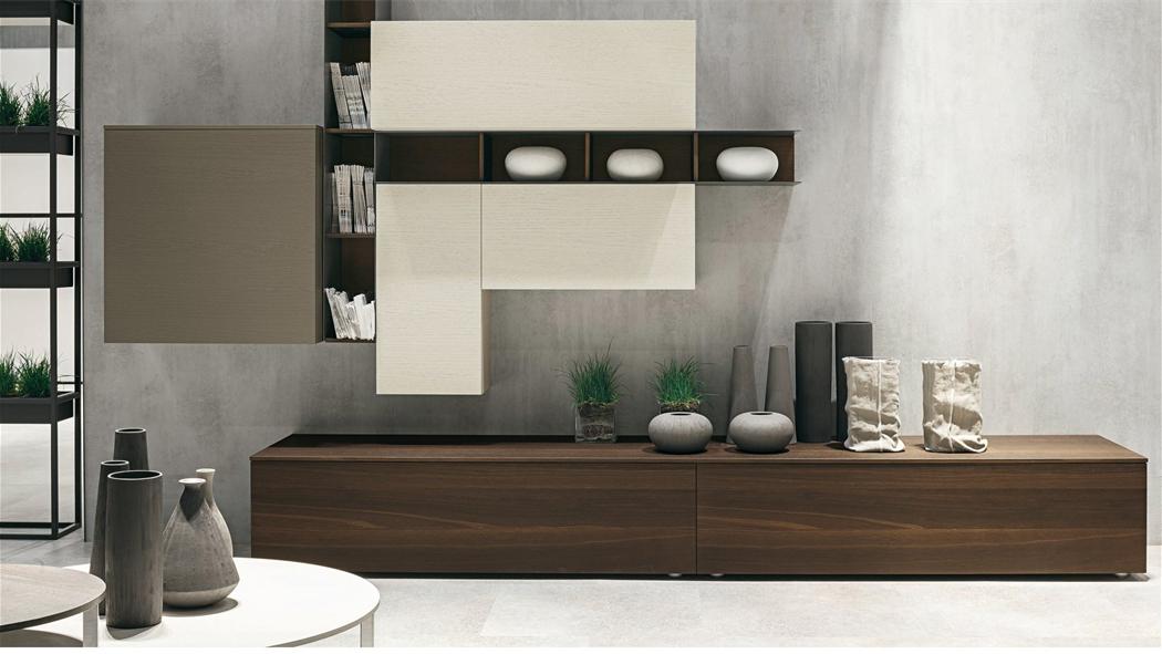 Mobili soggiorno angolari moderni fabulous soggiorno for Mobile salotto angolare